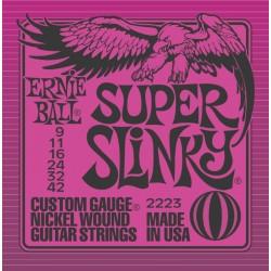 Ernie Ball 2223 Super Slinky muta elettrica