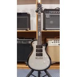 SE ZACH MYERS SilverSparkleBur (ZMSS) chitarra elettrica Paul Reed Smith
