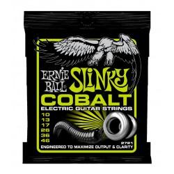 2721 Cobalt Regular Slinky elettrica Ernie Ball
