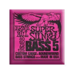 2824 Super Slinky Bass 5 Ernie Ball