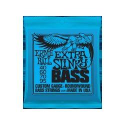 2835 Extra Slinky Bass muta basso 4 corde Ernie Ball
