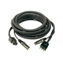 S-290-10 cavo audio-rete 10 mt. QuikLok