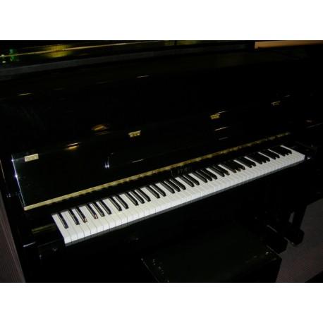 Pianoforte verticale 118 nero W.Hausmann
