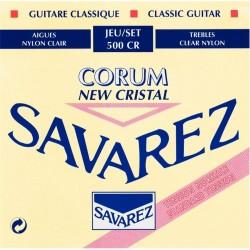 500CR Set Tensione Normale muta chitarra classica Savarez