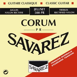 500PR Set Tensione Normale muta chitarra classica Savarez