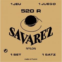 520R Set Tensione Mista muta classica Savarez