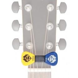 Portaplettri Fire&Stone per paletta chitarra