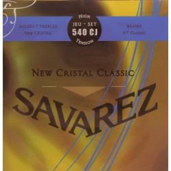 540CJ Set Tensione Forte muta chitarra classica Savarez