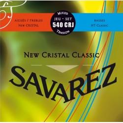 540CRJ Set Tensione Mista muta chitarra classica Savarez