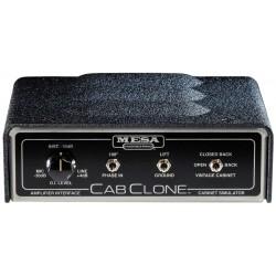 CABCLONE 8 Ohm cabinet simulator passivo Mesa Boogie