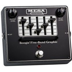 Boogie Five-Band Graphic Mesa Boogie