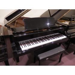 Pianoforte ½ coda usato nero Petrof