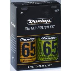 6501 Guitar Polish Kit Dunlop