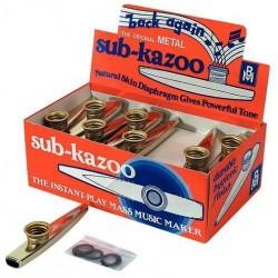 Gewa Kazoo metallo