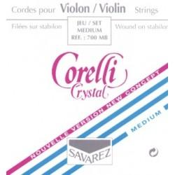 700MB muta violino Savarez