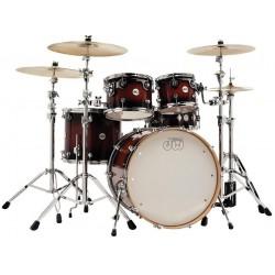 Drum Workshop Shell Set Design senza meccaniche