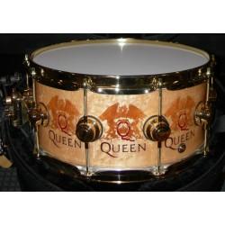 Drum Workshop Rullante LTD ICON Queen Inlay Legend