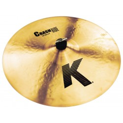 18 K Crash Ride (cm. 45) piatto Zildjian