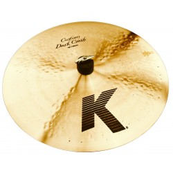 16 K Custom Dark Crash (cm. 40) piatto Zildjian