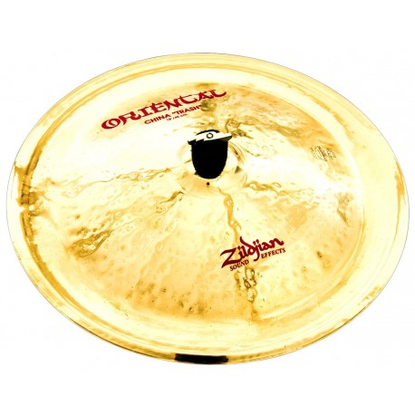 18 Oriental China Trash (cm.45) piatto Zildjian
