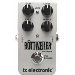 Röttweiler Distortion TC Electronic