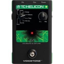 VoiceTone D1 effetto voce TC Helicon