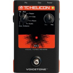TC Helicon VoiceTone R1 effetto voce
