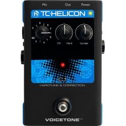 VoiceTone C1 effetto voce TC Helicon
