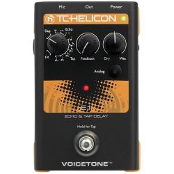 VoiceTone E1 effetto voce TC Helicon