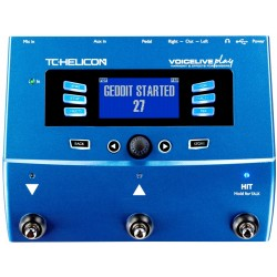 VoiceLive Play effetto voce TC Helicon