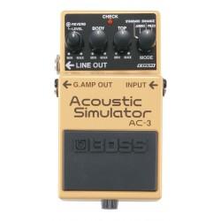 AC-3 simulatore acustico Boss