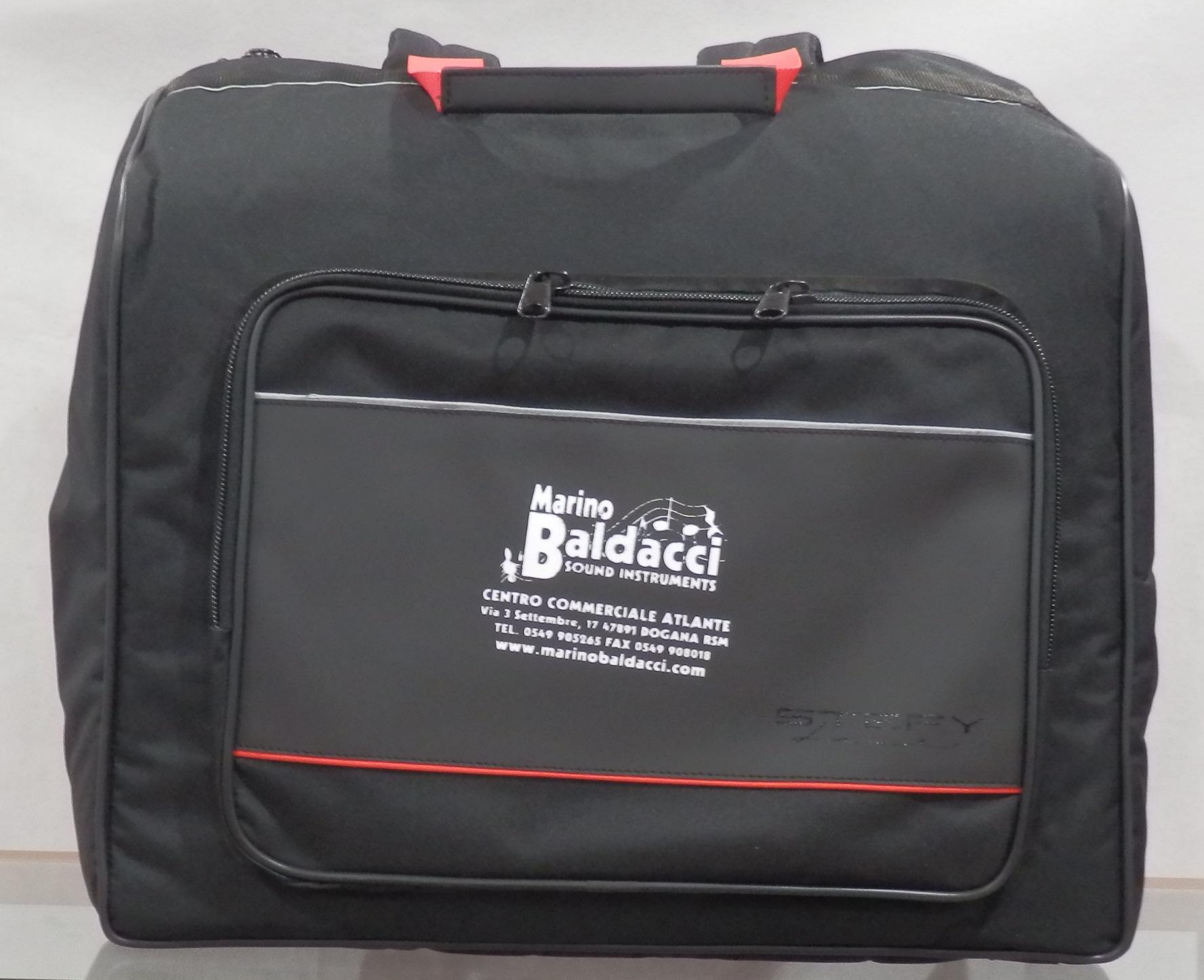 Ac borsa per fisarmonica bassi stefy line bags strumenti