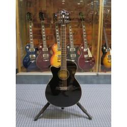 AEG10IIL-BK chitarra acustica elettrificata mancina Ibanez