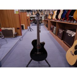 Ibanez AEG10NII-BK chitarra classica elettrificata