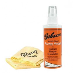 AIGG-950 Gibson Pump Polish e Standard Polish Cloth