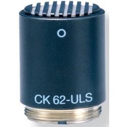 AKG CK62 ULS capsula microfonica a condensatore omnidirezionale