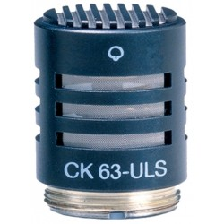 AKG CK63 ULS capsula microfonica a condensatore ipercardioide