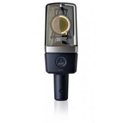 C214  microfono a condensatore a diaframma largo