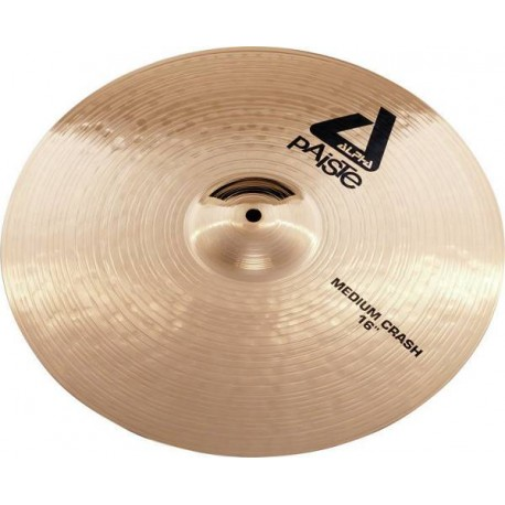 Alpha Brilliant 16 Medium Crash piatto Paiste