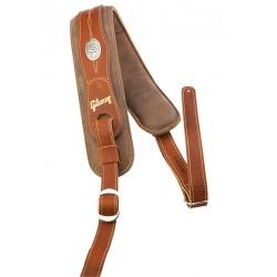 Gibson ASAU-BRN The Austin Premium Comfort Strap