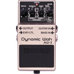 AW-3 Dynamic wah e humanizer Boss