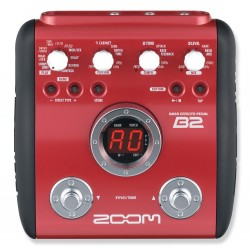 B2 pedale multieffetto per basso Zoom