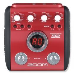 Zoom B2 pedale multieffetto per basso