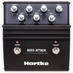 Bass Attack VXL Hartke