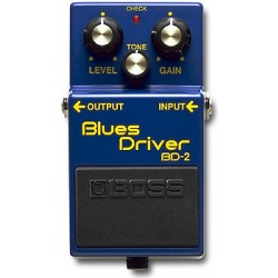 BD-2 blues driver Boss