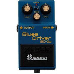 BD-2W Waza Craft Blues Driver Boss