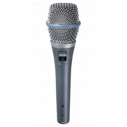 BETA87A microfono Shure