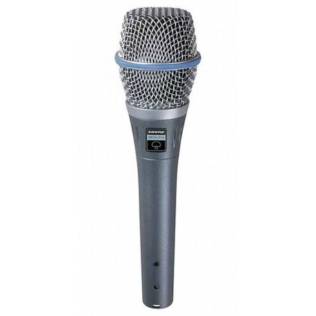 Shure BETA87A microfono