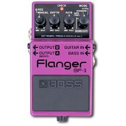 BF-3 flanger Boss