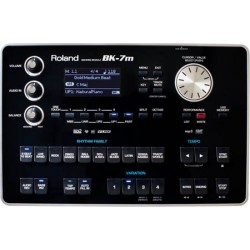 BK-7m modulo sonoro Roland